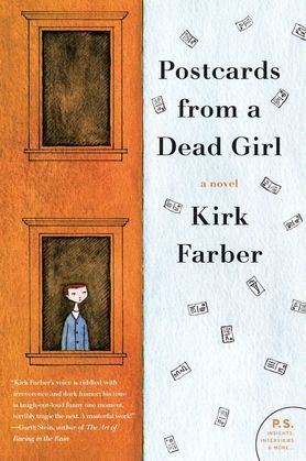 Postcards from a Dead Girl: A Novel