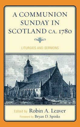 A Communion Sunday in Scotland ca. 1780