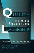 Quality Human Resources Leadership: A Principal's Handbook