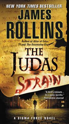 Image de couverture (The Judas Strain)