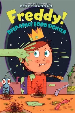 Freddy! Deep-Space Food Fighter