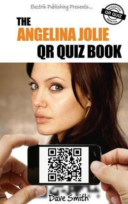 The Angelina Jolie QR Quiz Book