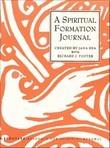 A Spiritual Formation Journal
