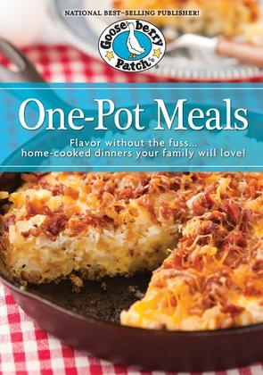 One Pot Meals Cookbook: Flavored without the fuss...home-cooked dinners your family will love!