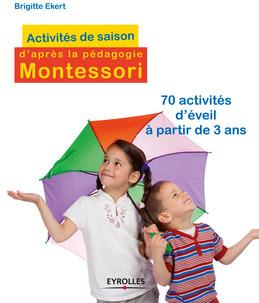 Activités de saison d'après la pédagogie Montessori