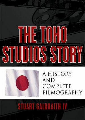 The Toho Studios Story