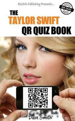 The Taylor Swift QR Quiz Book