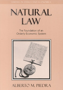 Natural Law: The Foundation of an Orderly Economic System