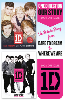 One Direction: Our Story: Dare to Dream and Where We Are Collection