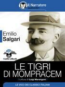Le tigri di Mompracem (Audio-eBook EPUB3)