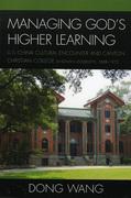 Managing God's Higher Learning