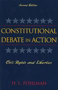 Constitutional Debate in Action