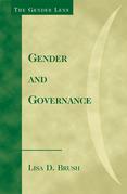 Gender and Governance