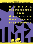 Social Movements and American Political Institutions