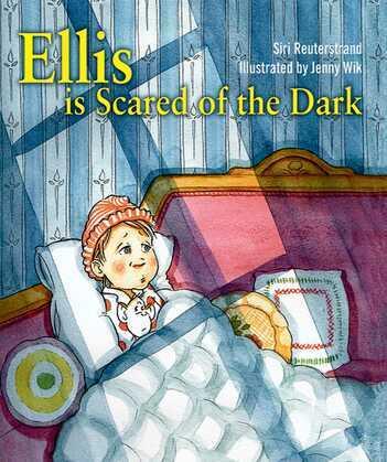 Ellis is Scared of the Dark