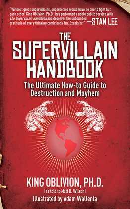 The Supervillain Handbook