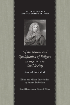 Of the Nature and Qualification of Religion in Reference to Civil Society