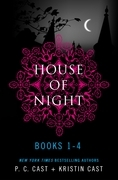 House of Night Series Books 1-4