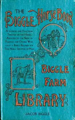 The Biggle Horse Book