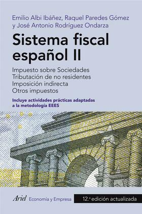 Sistema fiscal español II (2013)