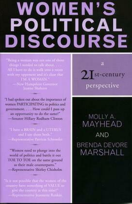 Women's Political Discourse: A 21st-Century Perspective