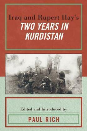 Iraq and Rupert Hay's Two Years in Kurdistan