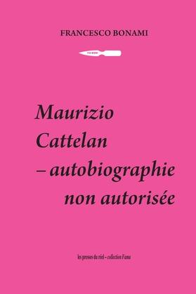 Cattelan, Maurizio