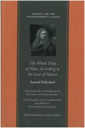 The Whole Duty of Man, According to the Law of Nature