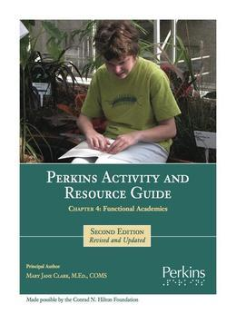 Perkins Activity and Resource Guide - Chapter 4: Functional Academics