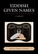 Yiddish Given Names: A Lexicon