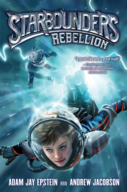 Starbounders #2: Rebellion