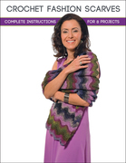Crochet Fashion Scarves