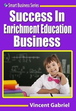 Success in Enrichment Education Business