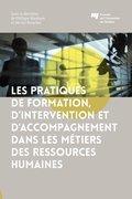 Les pratiques de formation, d'intervention et d'accompagnement dans les métiers des ressources humaines