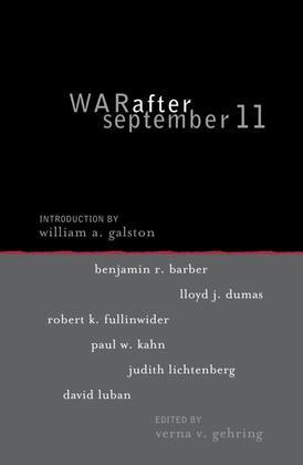 War after September 11