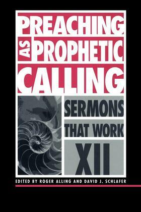 Preaching as Prophetic Calling