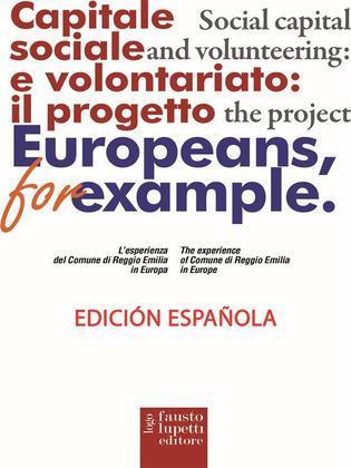 """Capital social y voluntariado: el proyecto """"Europeos, por ejemplo"""""""