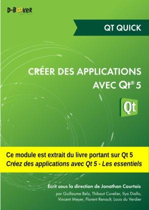 Créer des applications avec Qt 5 - Qt Quick