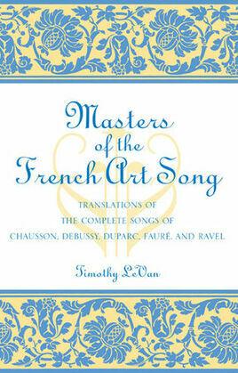 Masters of the French Art Song