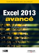 Excel 2013 - Avancé