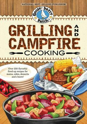 Grilling & Campfire Cooking Cookbook