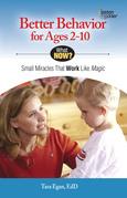 Better Behavior for Ages 2-10