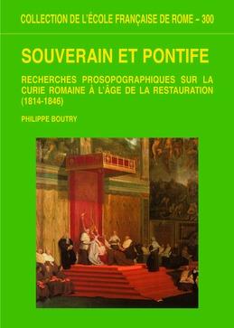 Souverain et pontife