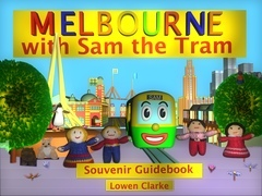 Melbourne with Sam the Tram