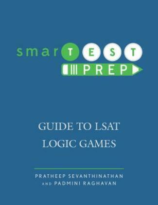 smarTEST Prep: Guide to LSAT Logic Games