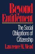 Beyond Entitlement