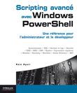 Scripting avancé avec Windows PowerShell