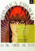 República y Guerra Civil en España
