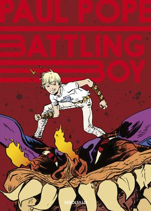 Battling Boy (Fixed layout)