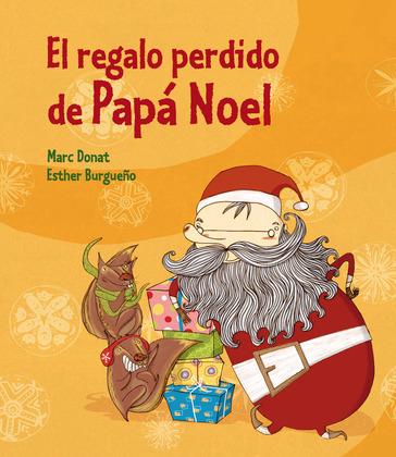 El regalo perdido de Papá Noel (Fixed Layout)